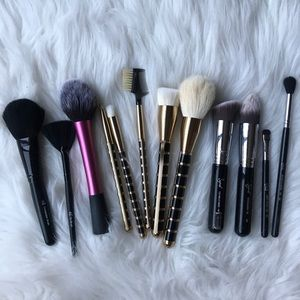 Sigma and other brand brushes